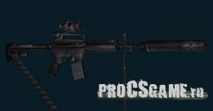 M4A1 w Acog, LAM, & Suppressor w strap