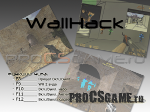 Wallhack (WH)